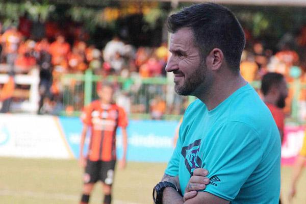 Simon McMenemy - Liga/Indonesia.id