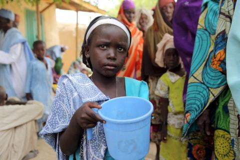 Ilustrasi-Kondisi di Nigeria - Reuters
