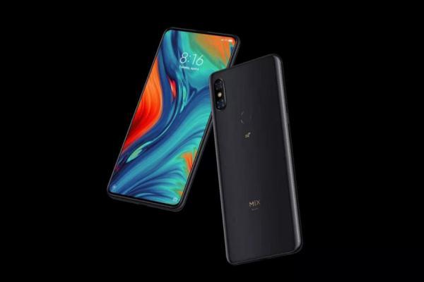 Ponsel 5G pertama Xiaomi, Mi Mix 3 5G - Mi.com