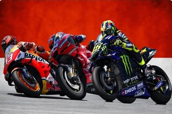 Ajang balap MotoGP - Twiiter@MotoGP