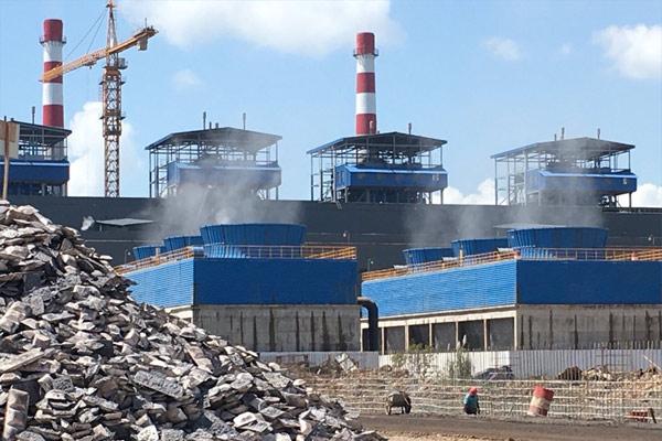 Smelter nikel PT Virtue Dragon Nickel Industry segera diresmikan.  - Kemenperin