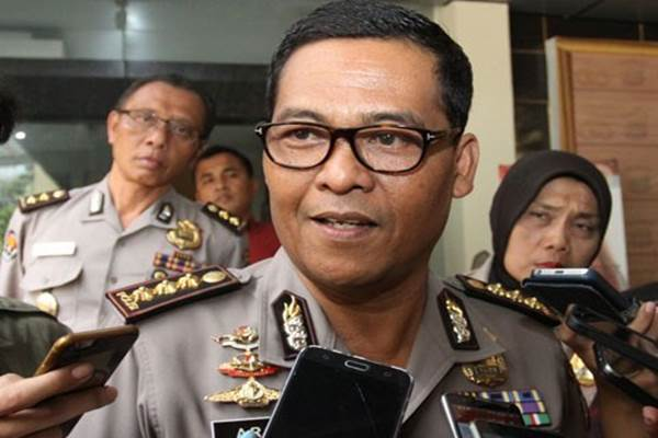Kepala Bidang Humas Polda Metro Jaya Komisaris Besar Polisi Argo Yuwono - Antara