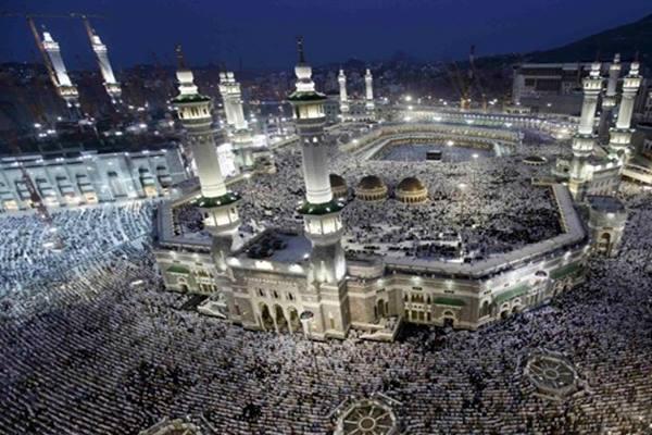 Masjidil Haram di Makkah, Arab Saudi - Reuters
