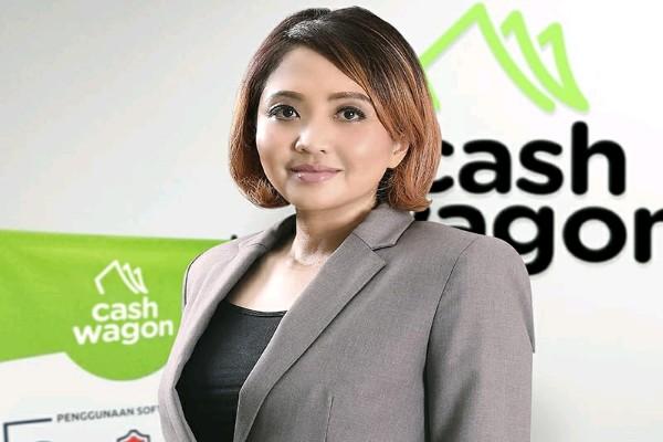 CEO PT. Kas Wagon Indonesia Asri Anjarsari - istimwa