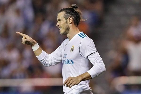 Gareth Bale - Twitter Real Madrid