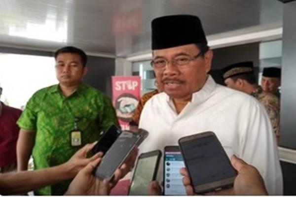 Jaksa Agung H.M Prasetyo akan kirimkan Jaksa untuk KPK secara bertahap - BISNIS/Sholahudin Al Ayyubi