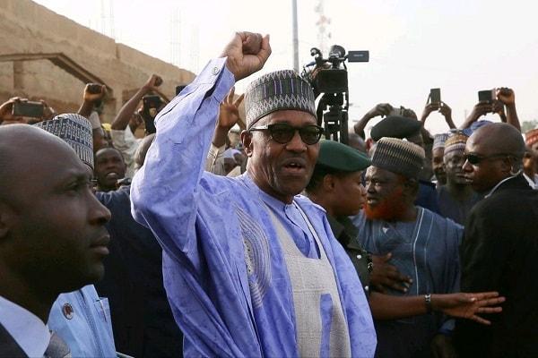 Presiden Nigeria Muhammadu Buhari - Reuters/Afolabi Sotunde