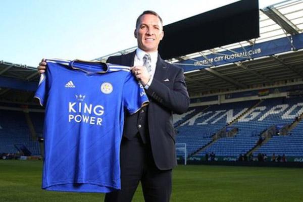 Brendan Rodgers resmi pelatih baru Leicester City. - BBC