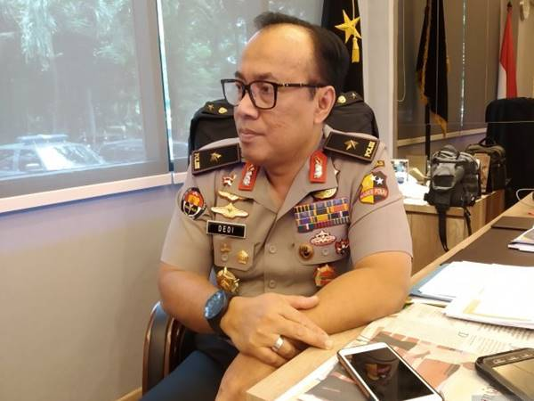 Kepala Biro Penerangan Masyarakat Polri Brigjen Pol Dedi Prasetyo. - Antara