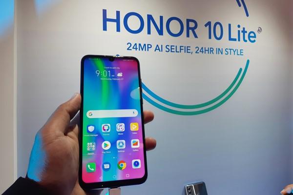 Honor 10 Lite - Bisnis/Syaiful Millah