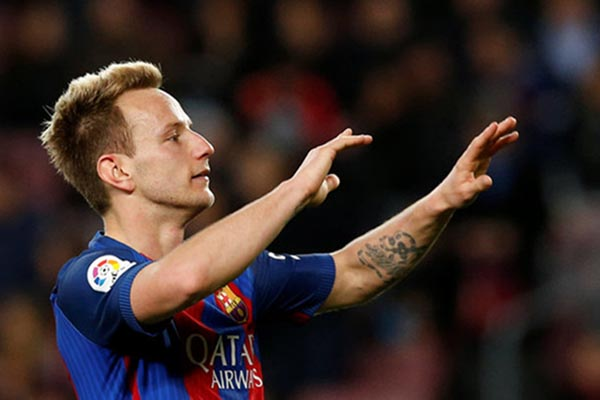 Ivan Rakitic - Reuters/Albert Gea