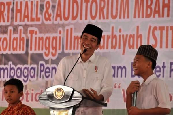 Presiden Joko Widodo. - Antara/Oky Lukmansyah