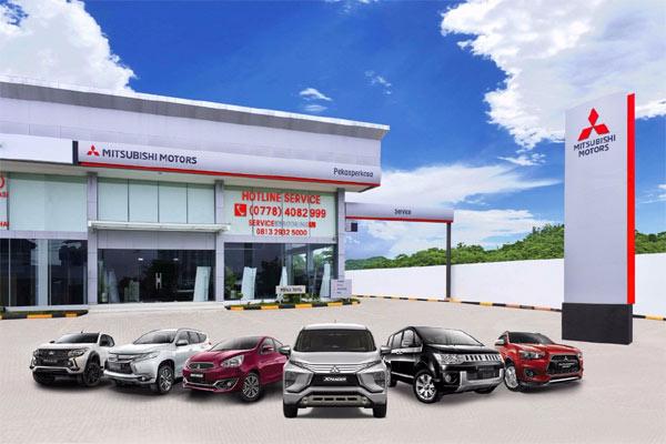 Diler Mitsubishi - Bisnis.com