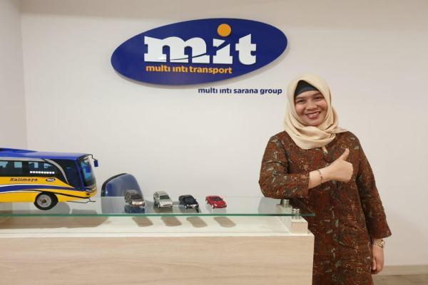 CEO MIT Lina Hardi - Istimewa
