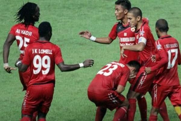 Pemain Semen Padang FC - Istimewa