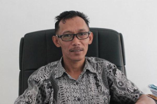 Direktur Utama PDAM Tirta Karimun Indra Santo - Antara/Rusdianto