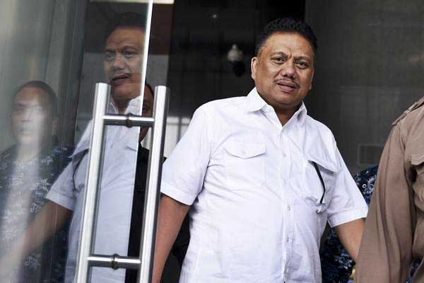 Gubernur Sulawesi Utara Olly Dondokambey - Antara/Hafidz Mubarak