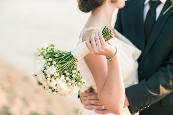 Ilustrari pernikahan. - Istimewa