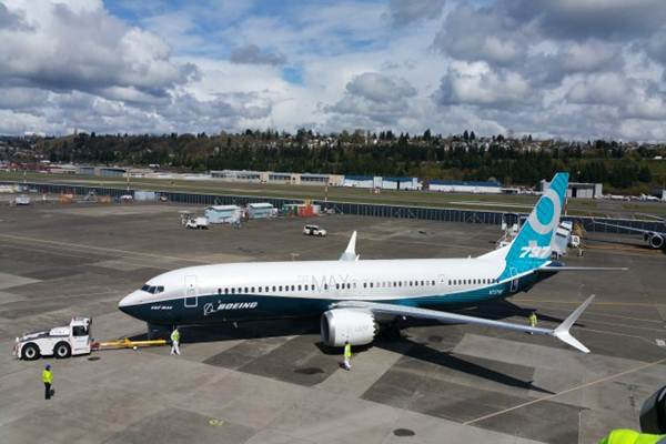 Beoing 737 Max 9 - AirlineReporter