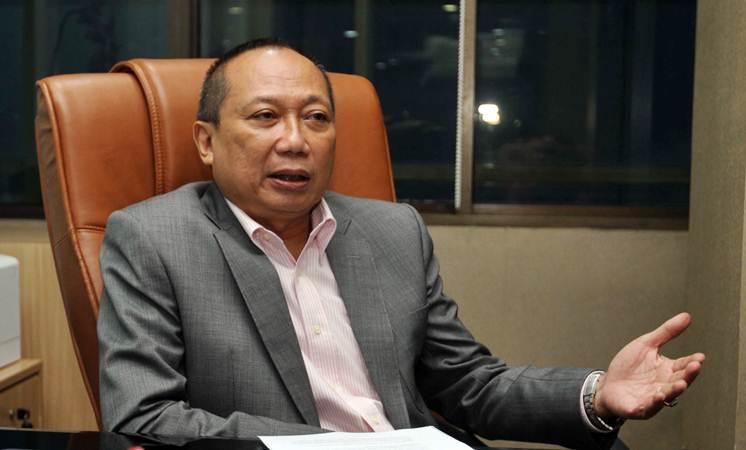 Direktur Utama PT Wijaya Karya Beton Tbk. Hadian Pramudita. - Bisnis/Endang Muchtar