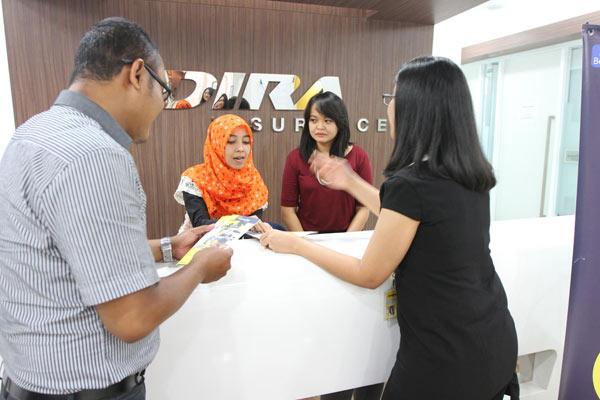 PT Asuransi Adira Dinamika.  - Bisnis.com