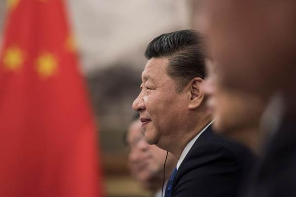 Presiden China Xi Jinping - Reuters