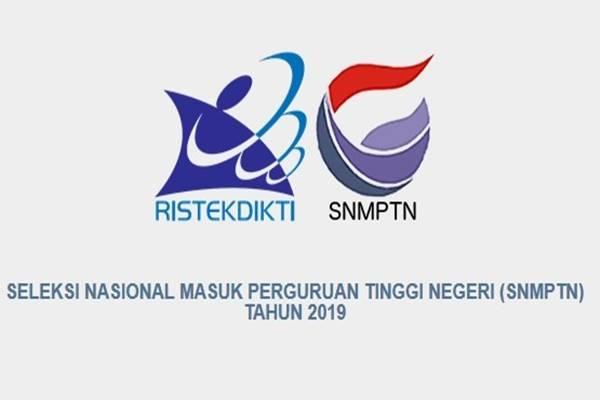 Seleksi Nasional Masuk Perguruan Tinggi Negeri (SNMPTN) 2019 - www.snmptn.ac.id