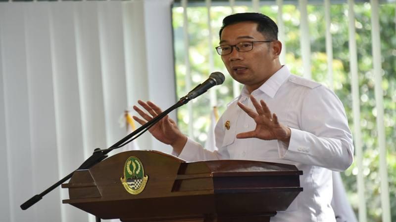 Gubernur Jawa Barat (Jabar) Ridwan Kamil. JIBI/Bisnis - Wisnu Wage