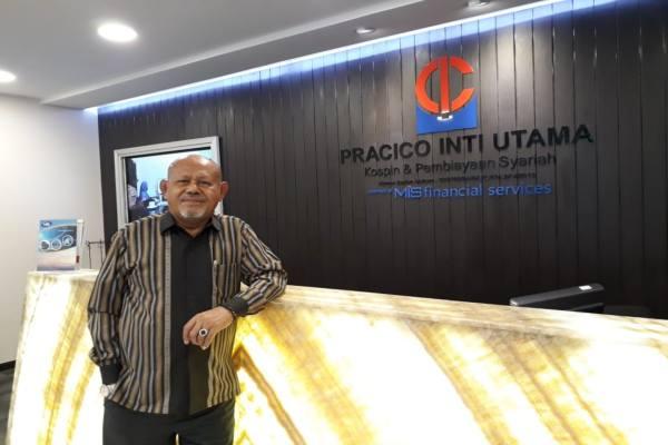 CEO PIU Djamil Hasyim - Istimewa