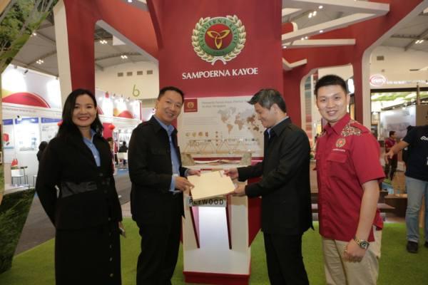 Sampoerna Kayoe turut meramaikan Expo Indobuildtech 2019 - Istimewa