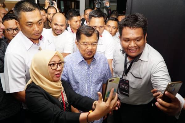 Wakil Presiden Jusuf Kalla - Istimewa