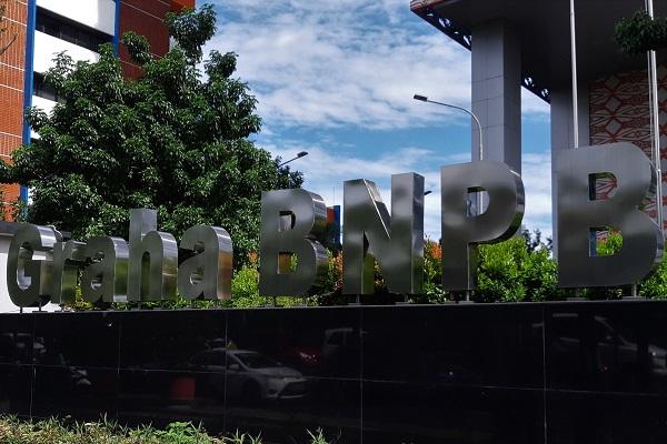 Graha Badan Nasional Penanggulangan Bencana di Jakarta. Pemprov DKI bersama 9 Pemprov lainnya menandatangani kesepakatan kerja sama penanggulangan bencana./Bisnis.com - Samdysara Saragih