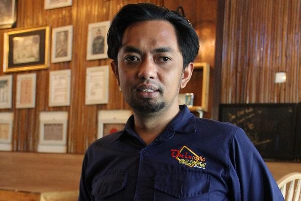 Krishna Galih Mahendra Putra, CEO Onix Radio.