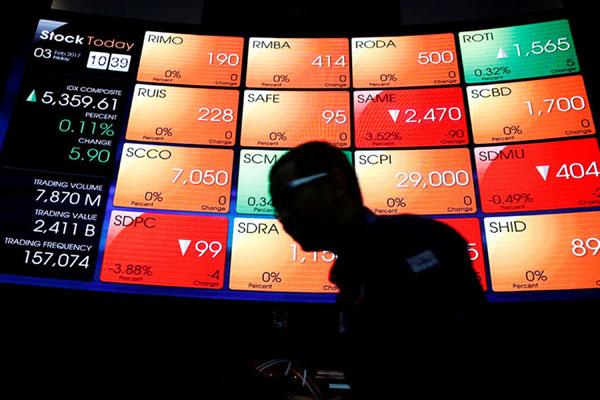 Bursa Efek Indonesia - Reuters