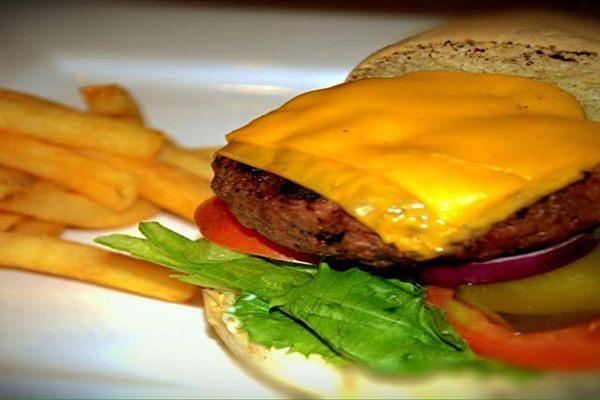 Burger Gril di Angsgrile - dokumentasi