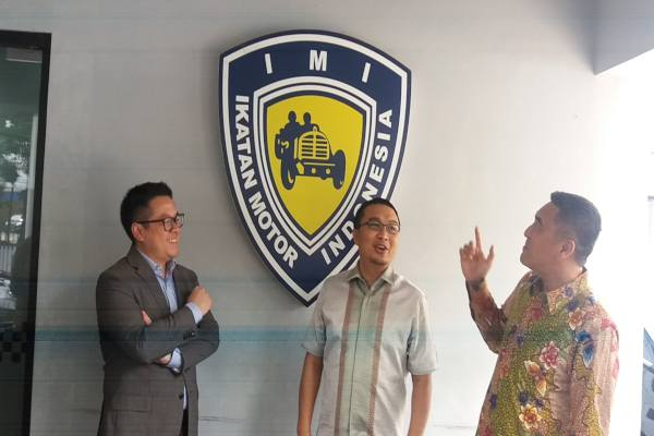Ikatan Motor Indonesia Dukung Penyelenggaraan MotoGP Mandalika - Istimewa