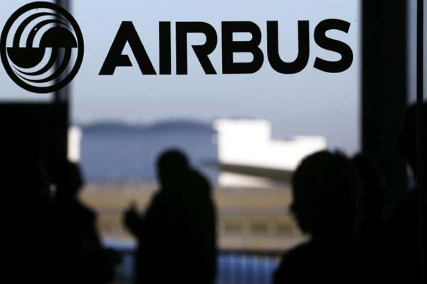 Logo Airbus. - Reuters/Regis Duvignau