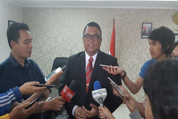 Anggota Badan Pengawas Pemilu (Bawaslu) Fritz Edward Siregar/JIBI/BISNIS - Jaffry Prabu Prakoso