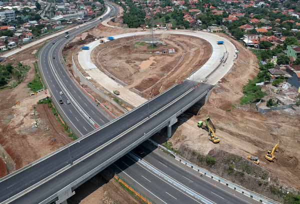 Ilustrasi: Tol Semarang/Batang, Trans Jawa