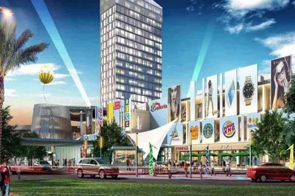 Galleria Kiosk Mall - Istimewa