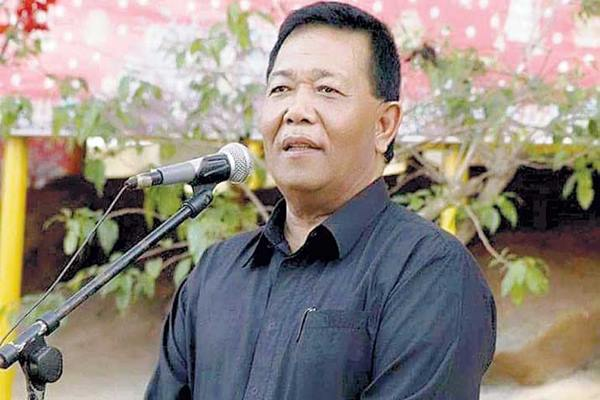 Bupati Mandailing Natal (Madina) Dahlan Hasan Nasution - Istimewa