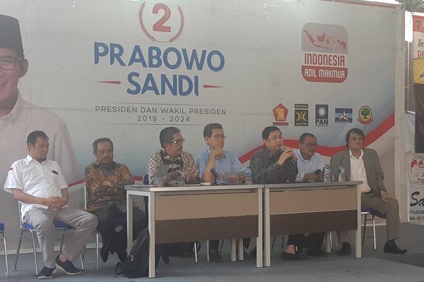 Awasi Rekapitulasi Kpu Prabowo Sandi Bentuk Relawan Online Kabar24 Bisnis Com