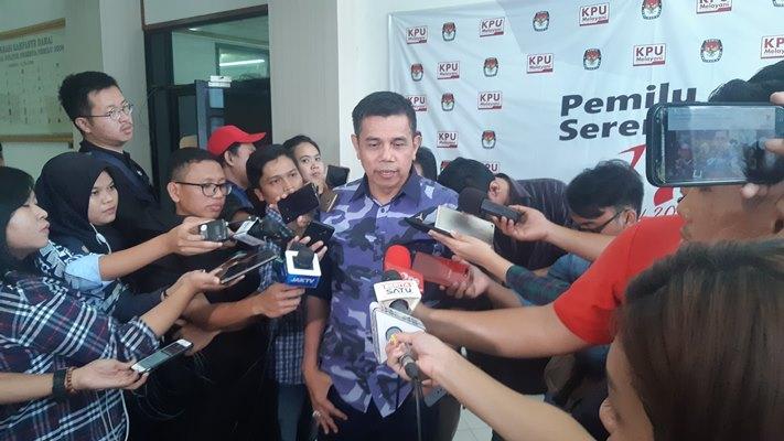 Sekretaris Jenderal Partai Demokrat Hinca Panjaitan/Bisnis - Jaffry Prabu Prakoso