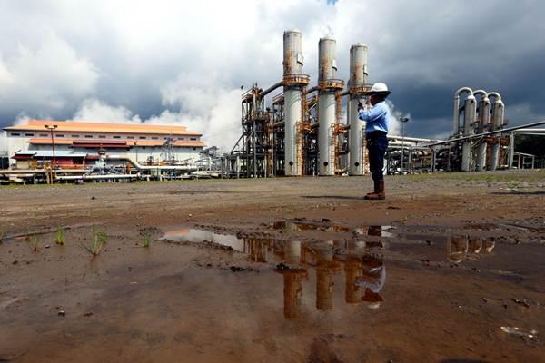 Ilustrasi: Pembangkit Listrik Tenaga Panas Bumi (PLTP) Salak yang berkapasitas 377 megawatt (MW) milik Star Energy Geothermal, di Kabupaten Sukabumi, Jawa Barat. - JIBI/Rachman