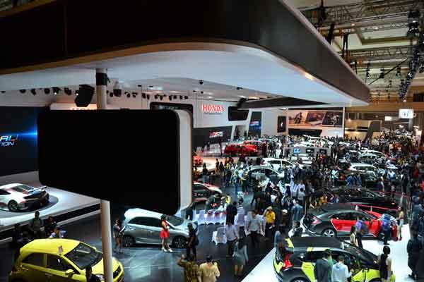 Hadirkan Beragam Produk Citra Iims 2019 Mulai Berubah Otomotif Bisnis Com