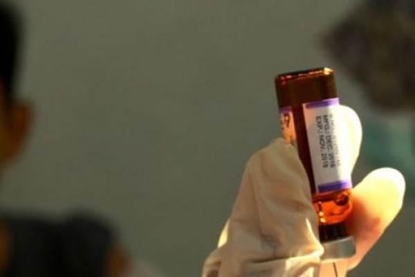 Ilustrasi - Vaksin campak - Antara