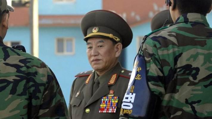 Kim Yong-chol, dipecat karena kegagalan KTT Korut-AS - BBC/Getty Image