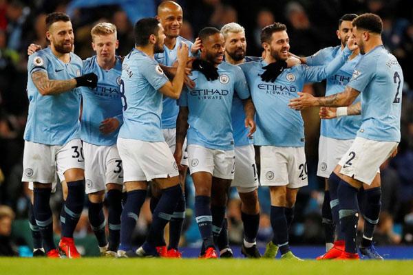 Manchester City - Reuters/Jason Cairnduff