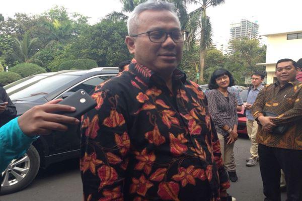 Ketua KPU Arief Budiman. - JIBI/M Ridwan