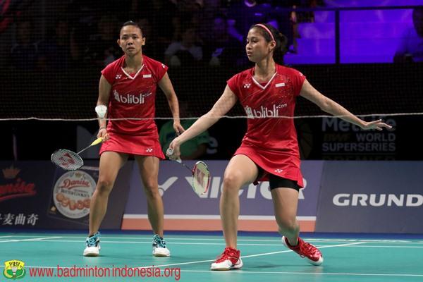 Rizki Amelia Pradipta dan Della Destiara Haris - Badminton Indonesia